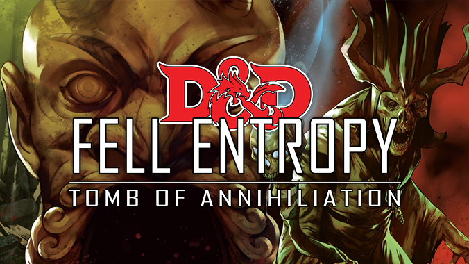 Fell Entropy Campaign