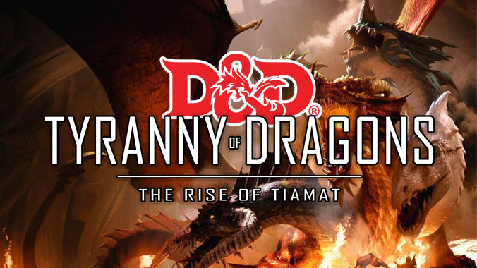 New Tyranny of Dragons Logo